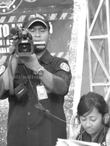 Trans7 Cameraman