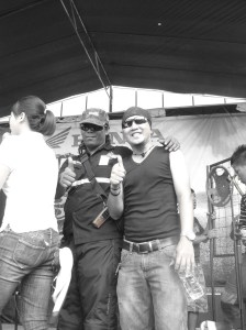 Abah TAB & Bro Oseng