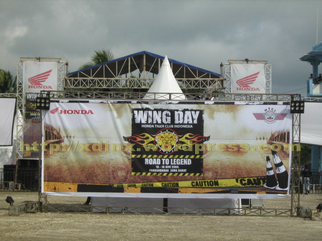 Wingday HTCI I, Pangandaran