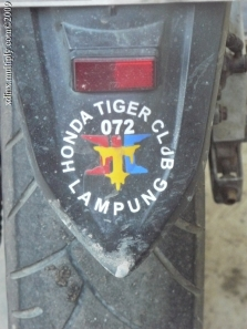 Stiker Member of HTCL