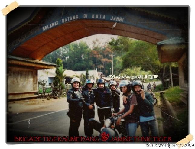 Touring Jambi 1