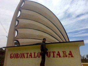 Ivan Timboel di Gorontalo