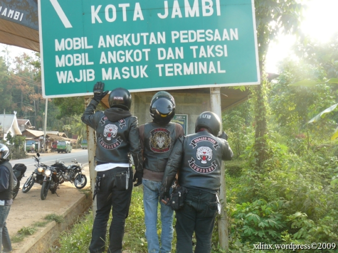 Touring Jambi 7