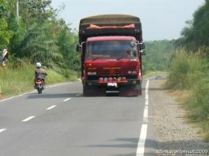 truk sumatera